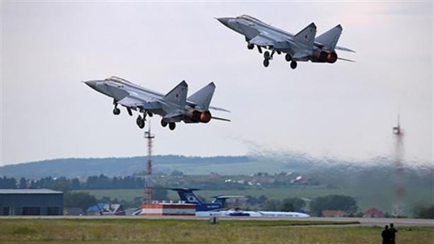 Nga nhận tiêm kích siêu nhanh trong tình hình nóng