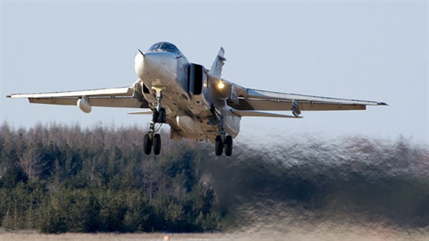 Tranh cãi Su-24 bị bắn rơi trang bị hệ thống Khibiny