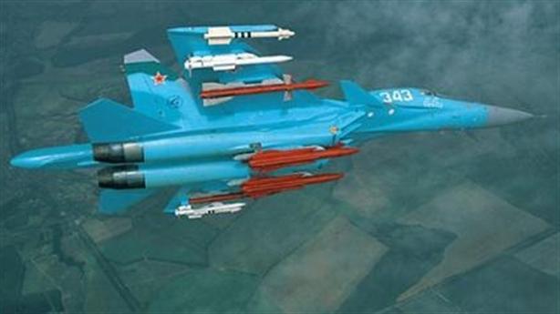 Phương Tây giật mình khi Su-34 mang tên lửa đối không