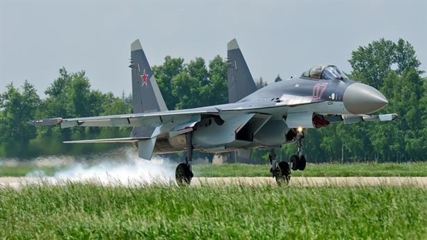 Tiêm kích Su-35 đắt ngang F-35 khi bán cho Trung Quốc