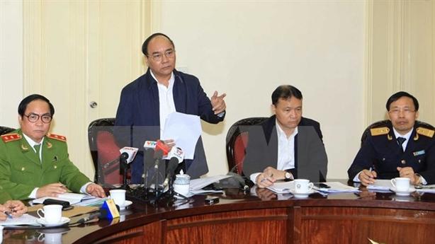 Phó Thủ tướng lại nhắc việc cán bộ bảo kê buôn lậu