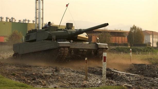 Kịch bản nào khi Thổ Nhĩ Kỳ dùng tăng Altay chiếm S-400?