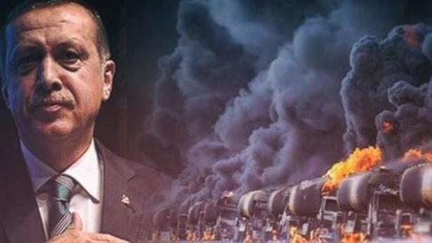 Tình báo Đức: Mỹ nhắm mắt, Thổ Nhĩ Kỳ bắt tay IS