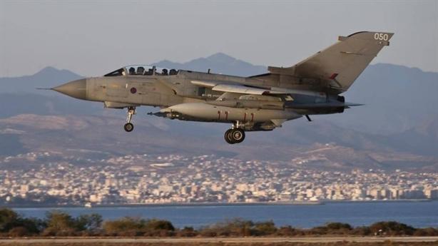 Địa Trung Hải nóng bỏng vì máy bay sau vụ bắn Su-24