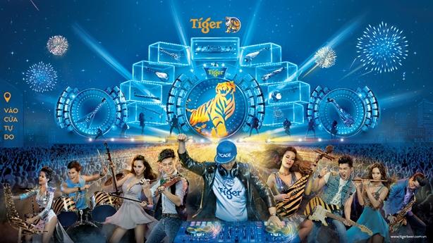 Đại nhạc hội Tiger Remix 2016: