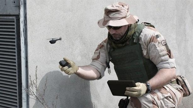UAV siêu nhỏ lên ngôi trong tác chiến hiện đại