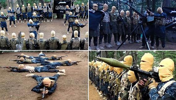 Nga sẽ mở Mặt trận thứ 2 khi IS tiến sát nách?