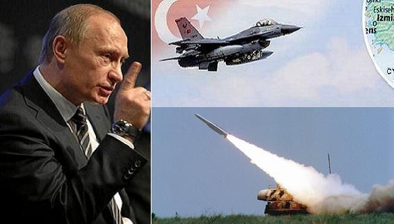 """Lập vùng cấm bay, Putin buộc Mỹ nhảy theo """"vũ điệu Nga"""""""