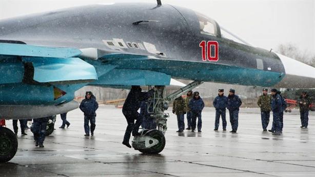 Đặc điểm kì lạ của cường kích Su-34