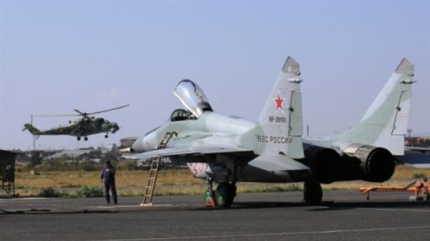 Nga gia tăng sức mạnh quân sự sát nách Thổ Nhĩ Kỳ