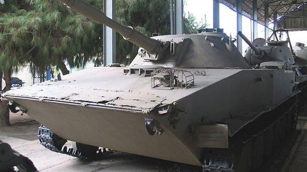 Israel tịch thu kho vũ khí Liên Xô khổng lồ