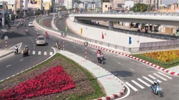 TP. Hồ Chí Minh xây đường ven sông 700 tỷ đồng/km