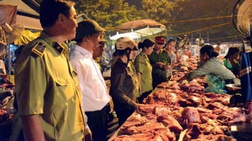 Thực phẩm bẩn độc bủa vây: Để không