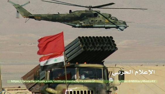 """Nếu chỉ diệt IS, """"khủng bố… ôn hòa"""" sẽ phá nát Syria"""