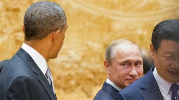 Tam cường Mỹ-Nga-Trung: Sự thực dụng lọc lõi của Bắc Kinh