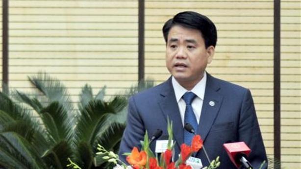 Chủ tịch Hà Nội hứa về vụ chặt cây, nhà Lê Trực