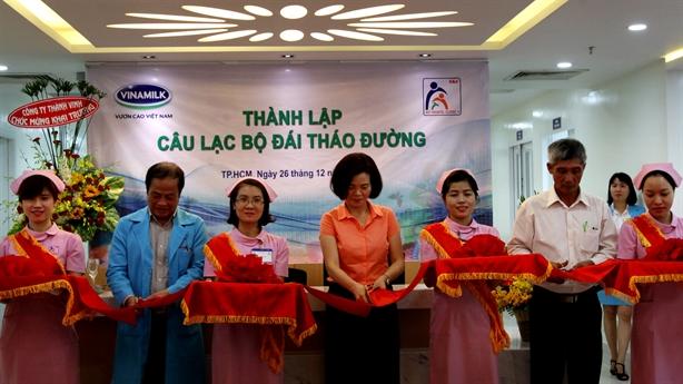 Phòng khám An Khang Vinamilk mở CLB bệnh nhân đái tháo đường