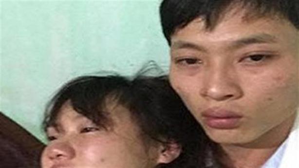 Giải cứu cô gái bị người yêu đặt dao phay vào cổ