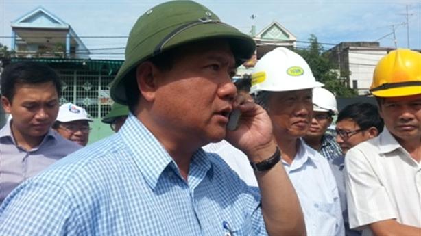 Bộ trưởng Đinh La Thăng nói về 'cái bóng' của mình