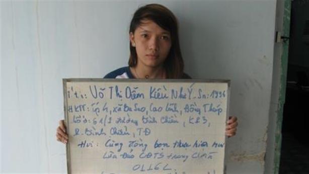 Nữ quái 19 tuổi giăng bẫy tình trên Zalo