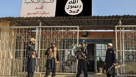 IS nỗ lực trong thế cùng quẫn trên chiến trường
