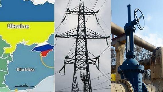 Vì sao Nga cấp gas cho thành phố Genichesk của Ukraine?