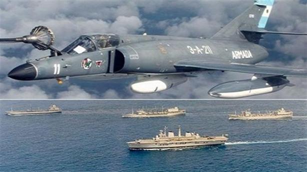 Cuộc chiến Falkland/Malvinas: Argentina quyết đối đầu Anh