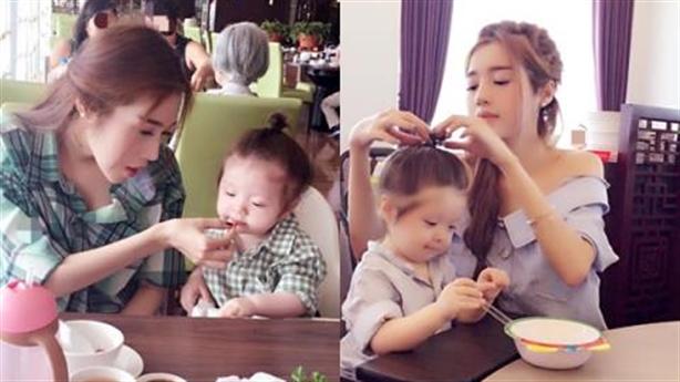 Elly Trần - bà mẹ mâu thuẫn nhất của showbiz Việt