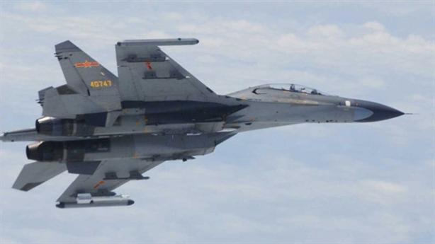Trung Quốc điều máy bay ra Biển Đông: Ẩn số ADIZ