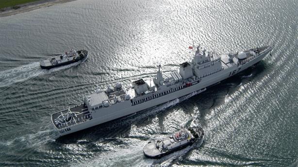 Vì sao Trung Quốc vội nâng cấp chiến hạm Type-051B duy nhất?