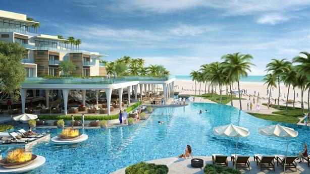 Căn hộ Premier Residences Phu Quoc Emerald Bay hút nhà đầu tư