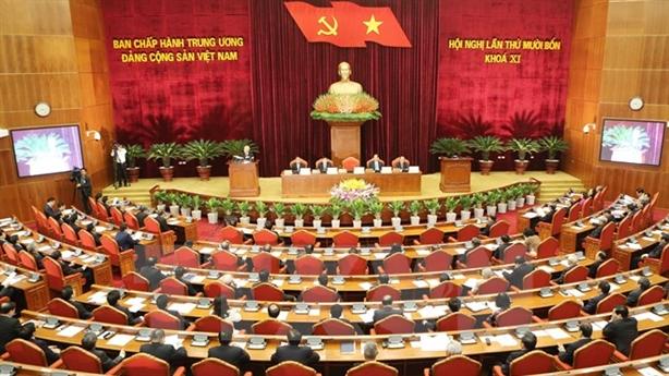 Hội nghị TƯ 14 chuẩn bị nhân sự lãnh đạo chủ chốt