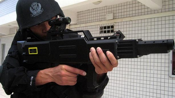 Bất chấp lệnh cấm, Trung Quốc trang bị súng laser gây mù