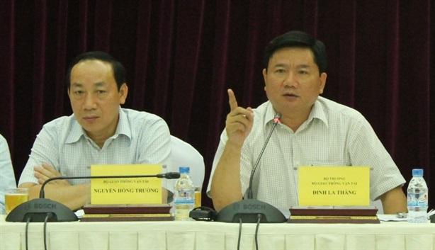 Bộ trưởng Thăng phê thẳng: Lời giải thích nhẹ nhàng