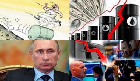 Báo Đức chứng minh Nga dùng dầu mỏ hạ bệ Mỹ