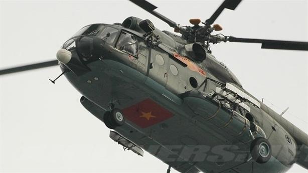 Trung đoàn 916 tham gia bảo vệ Đại hội Đảng