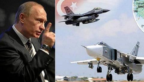Syria quyết định vận mệnh Nga, ông Putin sẽ chơi tất tay?