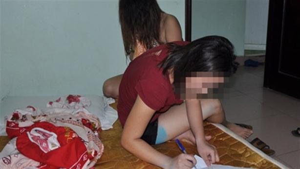 Giả cảnh sát, quỵt tiền mua dâm còn cướp thêm 350.000 đồng