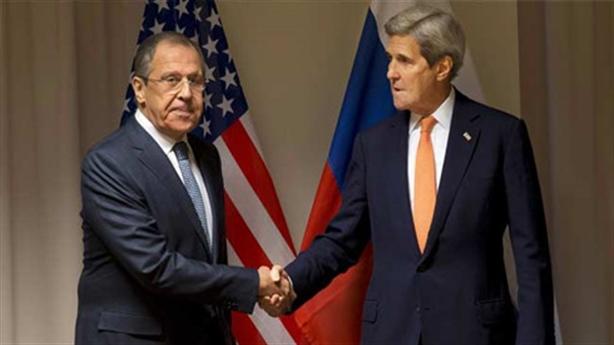 Ngoại trưởng Mỹ-Nga nguyện trung thực với nhau về Syria