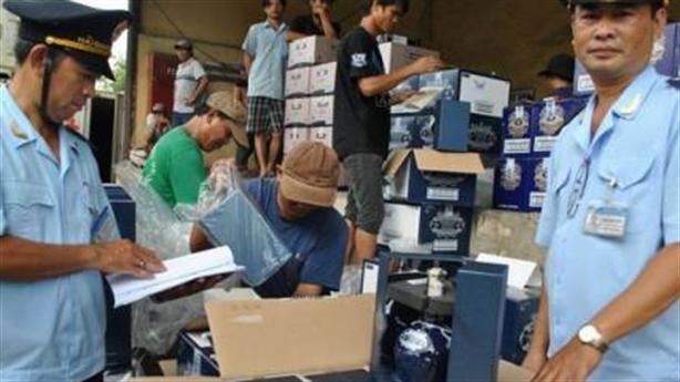 Cục điều tra chống buôn lậu bị thua kiện