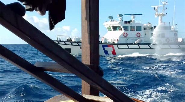 Tàu Đài Loan tấn công tàu cá Quảng Ngãi ở Trường Sa