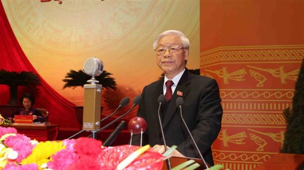Nhiều người rút để dồn tín nhiệm cho TBT Nguyễn Phú Trọng