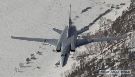 Máy bay ném bom tầm xa Tu-22M3 xuất kích ở Syria