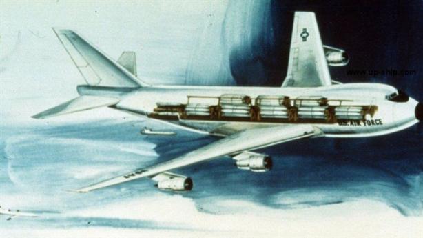 Số phận chương trình B-747 của Không quân Mỹ