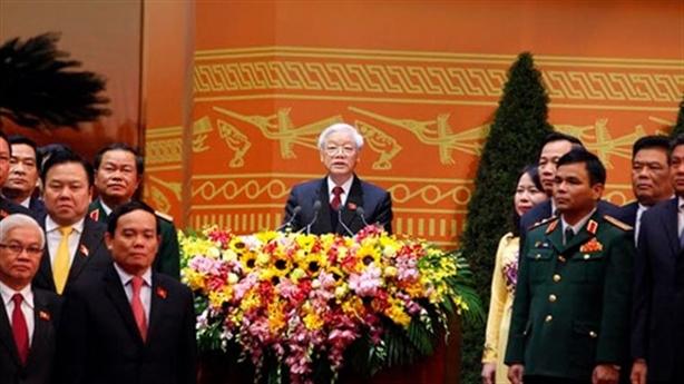Những gương mặt trẻ mới vào Bộ Chính trị