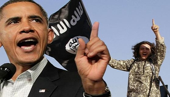 Iraq-Syria loạn, Mỹ mở Mặt trận thứ 3