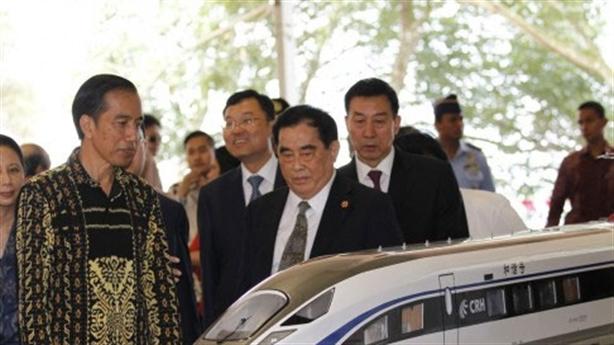 Indonesia dừng xây đường sắt cao tốc tỷ đô với Trung Quốc