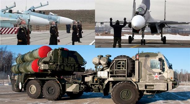 Nga gia cố sức mạnh tại Crimea bằng tiêm kích mới toanh