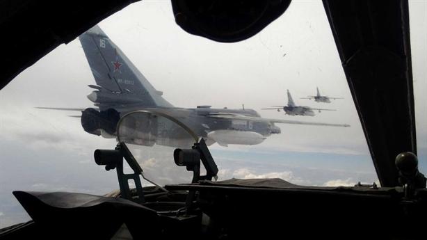 Mỹ khâm phục kết quả Nga không kích tại Syria