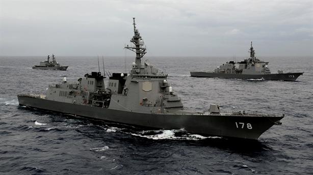 Không tin Patriot, Nhật điều tàu Aegis phục tên lửa Triều Tiên